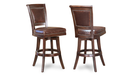 Image of Armless Swivel Stool