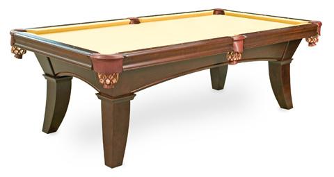 California House - Pool Table - P3978E-SEA