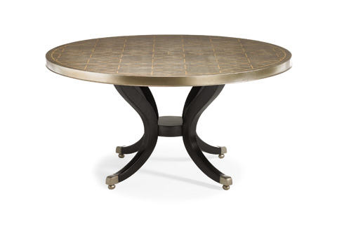 Caracole - Center of Attention Dining Table - TRA-DINTAB-006