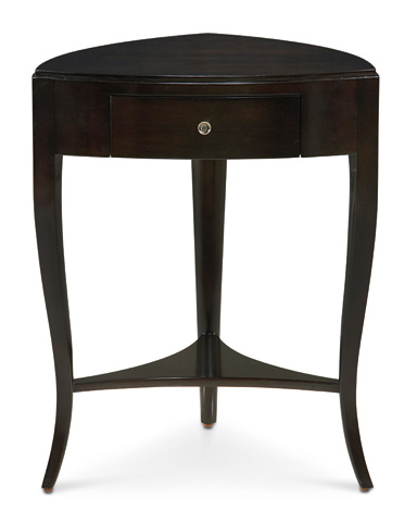 Caracole - Tres Chic Accent Table - CON-ACCTAB-002