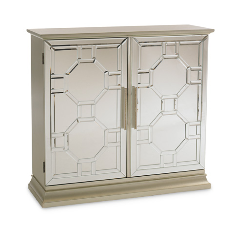 Image of Show Off Mirrored Cabinet
