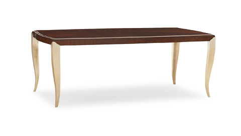 Caracole - Leg Work Dining Table - CON-DINTAB-008