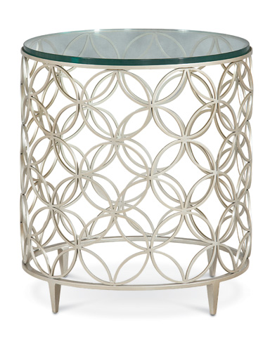 Caracole - Bubbles Accent Table - CON-SIDTAB-002
