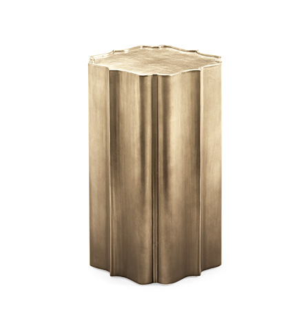 Image of Gold is Up Accent Table