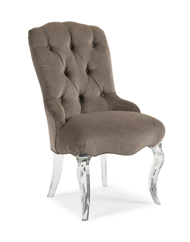 Image of Glass Slipper Dining Chair