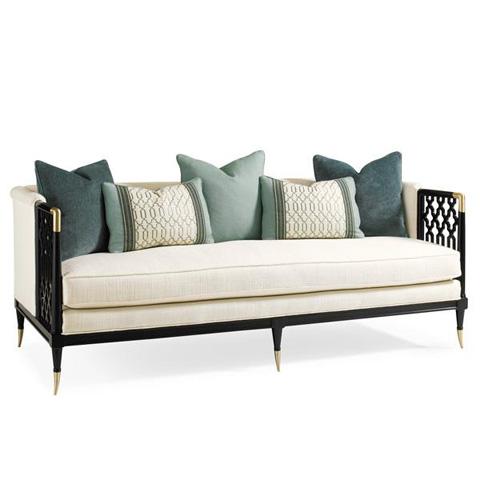 Image of Lattice Entertain You Sofa