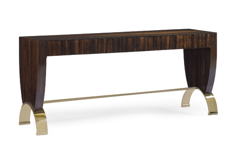 Caracole - Ahead Of The Curve Console Table - CON-CONTAB-014