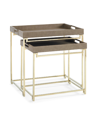 Caracole - In/Out Box Nesting Tables - CON-SIDTAB-032