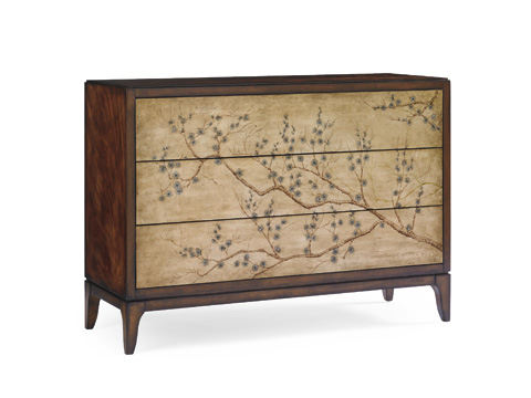 Image of Awesome Blossom Accent Chest