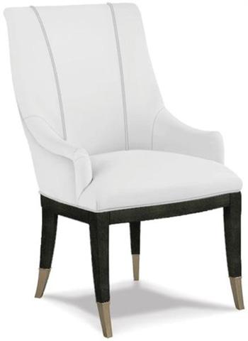 Caracole - A La Carte Leather Side Chair - CON-SIDCHA-L03