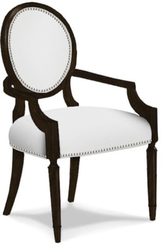 Caracole - Chit Chat Arm Chair - TRA-ARMCHA-C06