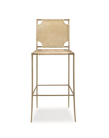Caracole - In Stitches Barstool - ATS-BARSTL-001