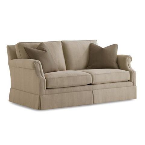 Caracole - Salem Skirted Sofa - ATS-SOFA-07A
