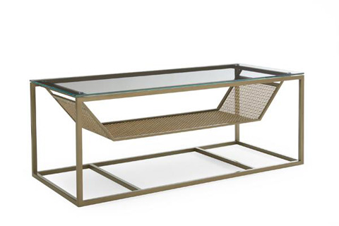 Caracole - Down to the Wire Cocktail Table - CRF-COCTAB-004