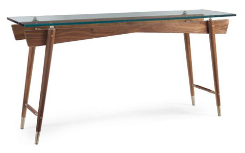 Caracole - Bungalow Console Table - CRF-CONTAB-001