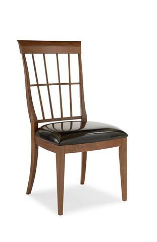 Caracole - In Walnut Side Chair - CRF-SIDCHA-002