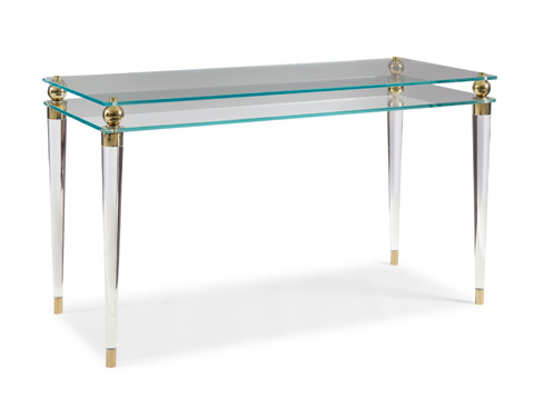 Caracole - See Write Thru You Console Table - TRA-CONTAB-010