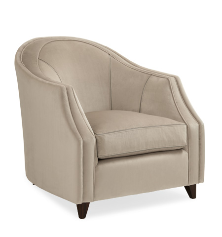Caracole - Seams To Me Club Chair - UPH-CHALOU-80A