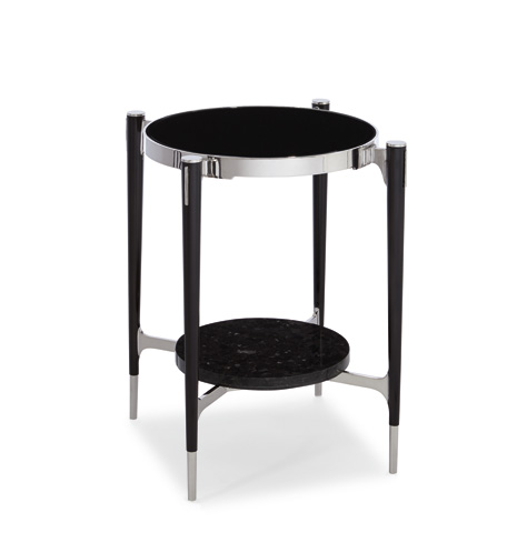Caracole - Design Portal Side Table - CON-SIDTAB-035