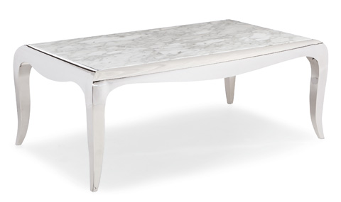 Caracole - Avant Rectangular Cocktail Table - TRA-COCTAB-020