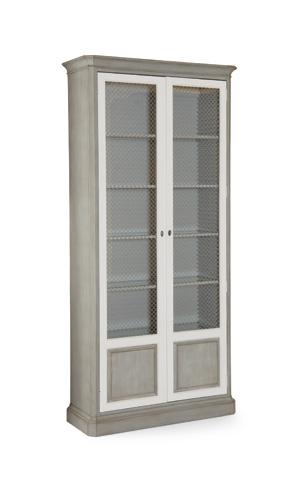 Caracole - La Vitriene Display Cabinet - TRA-OPNSTO-007