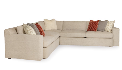 Caracole - Winding Down Sectional - UPH-SOFSEC-06A