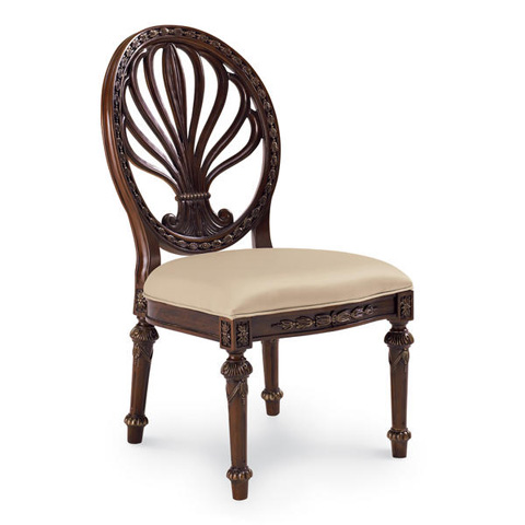 Caracole - Empire II Side Chair - 3262-153