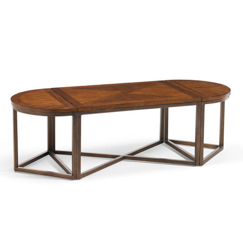Caracole - Lynn Cocktail Table - 4121-540