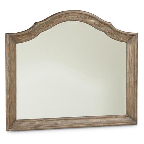 Caracole - Cobblestone French Mirror - 8553-214