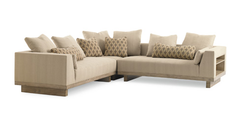 Image of Kennewick Sectional with Right Shelf