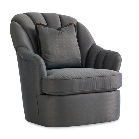 Caracole - Mystique Swivel Chair - B030-155-A