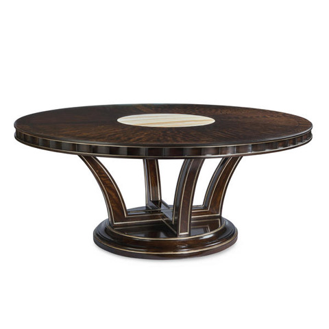 Image of Mystique Round Dining Table