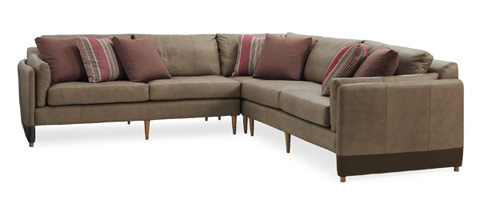 Caracole - Craftsman Sectional - CRF-SEC-01L
