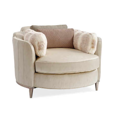 Image of Round and Round Chaise Lounge