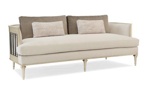 Image of Quit Your Metal-ing Sofa