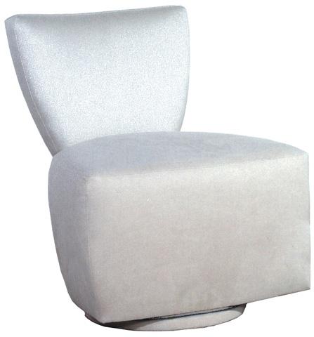 Carter Furniture - Shirley Slipper Chair - 211