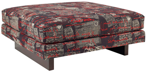 Image of Parker Ottoman