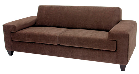 Carter Furniture - Tyler Queen Sleeper Sofa - 579-79