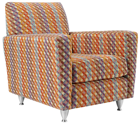 Carter Furniture - Calvin Chair - 592-92