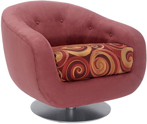 Carter - Organa Swivel Chair - 615-92