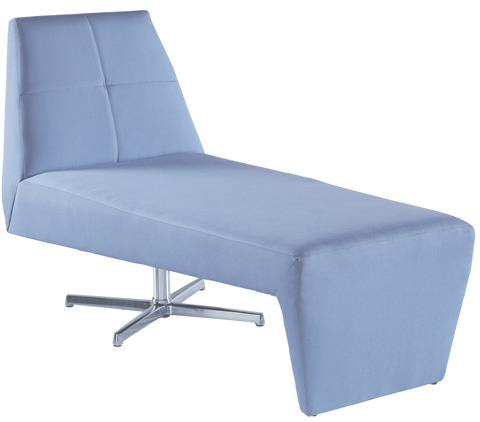 Carter Furniture - Casey Armless Chaise Lounge - 690-28