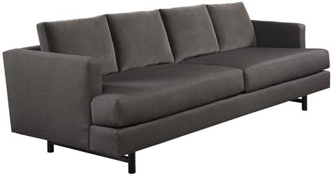 Carter Furniture - Crosby Sofa - 692-5