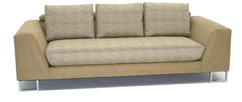 Carter Furniture - Vitra Sofa - 741-5