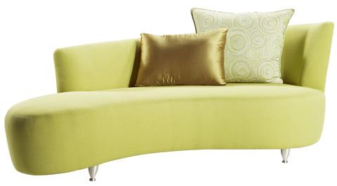 Carter Furniture - Right Facing Kidney Sofa - 560-83RF