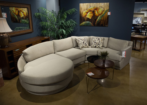 Image of Belleview II Sectional Sofa