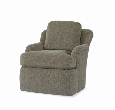 Century Furniture - Adam Swivel Chair - ESN163-8