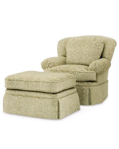 Century Furniture - Sommerset Swivel Chair - LTD9162-8