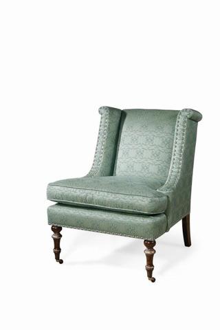 Century Furniture - Millcreek Wingback Slipper Chair - 11-118