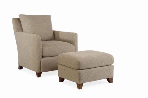 Century Furniture - Lyle Club Chair - ESN169-6