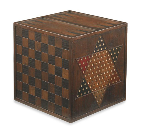 Century Furniture - Lissara Game Cube - T31-612